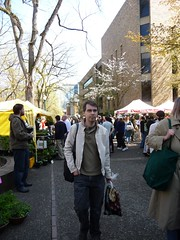 Chuck at the Market