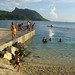 Kids on the Pier, Huahine