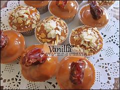 Dates Toffee Cupcake (vanillabox) Tags: cupcake dates toffee