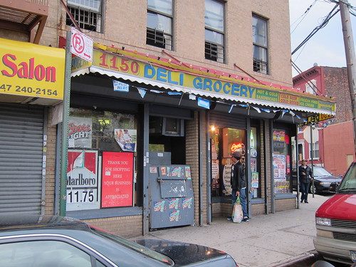 Bronx, NY. Bodega. by Making Deals Zine