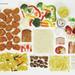FOOD PERCENTS PHOTO