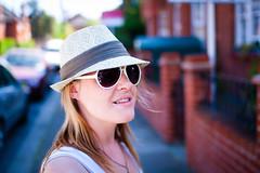 Jane (I am Fry) Tags: portrait sunglasses jane bokeh sigma30mmf14exdchsm