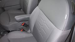 FIAT 500 Pop Interior