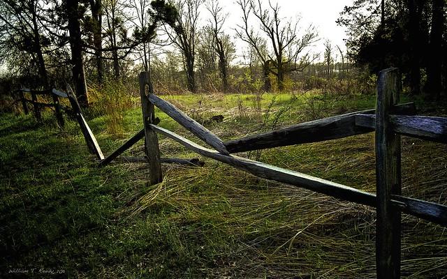 Broken Barricade
