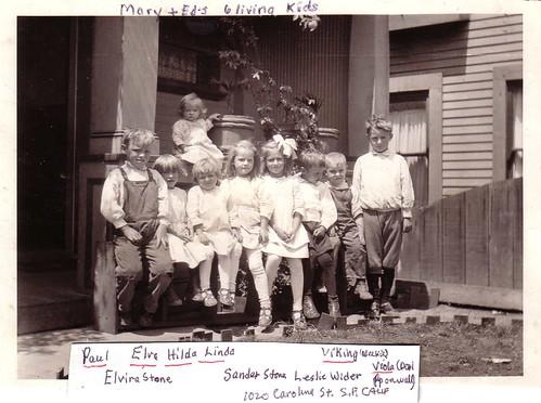 1921? Swanson Kids