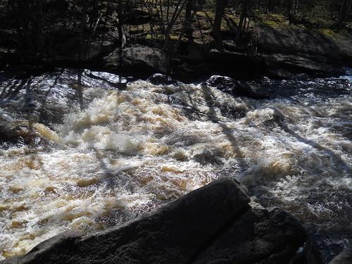 Pehstigo River Horserace Rapids
