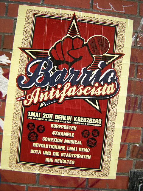 Barrio Antifascista - Berlin Kreuzberg