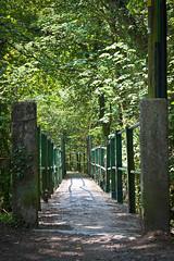 IMG_4710 Footbridge in Pontyberem (Malcolm Alce-King) Tags: wales pontyberem gwendraethvalley