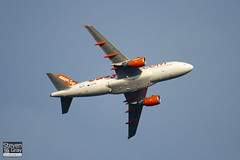 G-EZDB - 3411 - Easyjet - Airbus A319-111 - Luton - 110401 - Steven Gray - IMG_3464