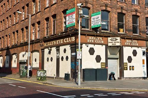 Belfast - Kelly's Eye Club (College Street)
