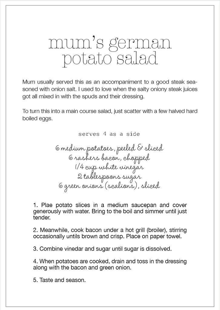 german potato salad6