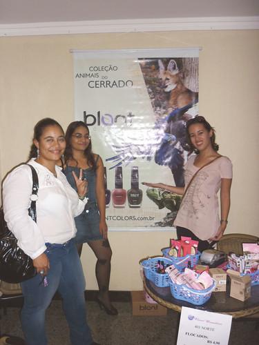 Evento de lançamento da coleção Animais do Cerrado da Blant Colors
