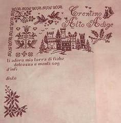 """W.i.p. """"Trentino Alto Adige"""" from Parolin - 1/05/11"""