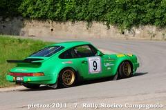 DSC_3323 - Porsche 911 RS - 4/GTS - >2500 - Salvini Alberto-Salenno Patrizio Maria - Rally Club Sandro Munari (2 Assoluti) (pietroz) Tags: sport photo nikon foto photos rally 7 historic fotos vicenza isola storico campagnolo 7 vicentina pietroz d300s pietrozoccola gambugliano regolarita