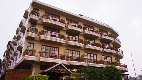 Amanjaya Pancam Hotel - Day View
