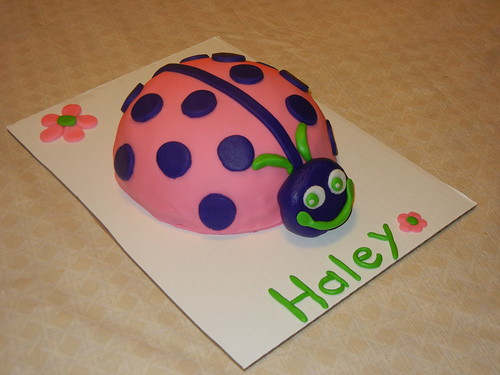 May 2 2011 Haley cake