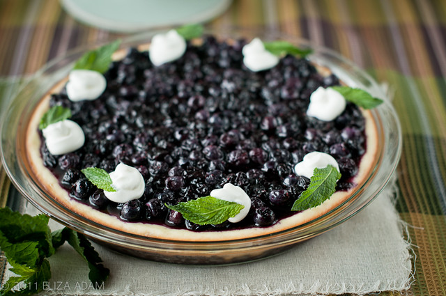 blueberry cream cheese pie-1-2