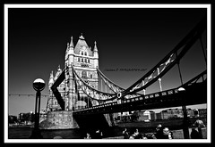 Tower Bridge, London 2011 (chetan deka) Tags: blackandwhite london towerbridge londonbridge nikon towerbridgelondon nikond5000 towerbridgeblackandwhite londonheritage