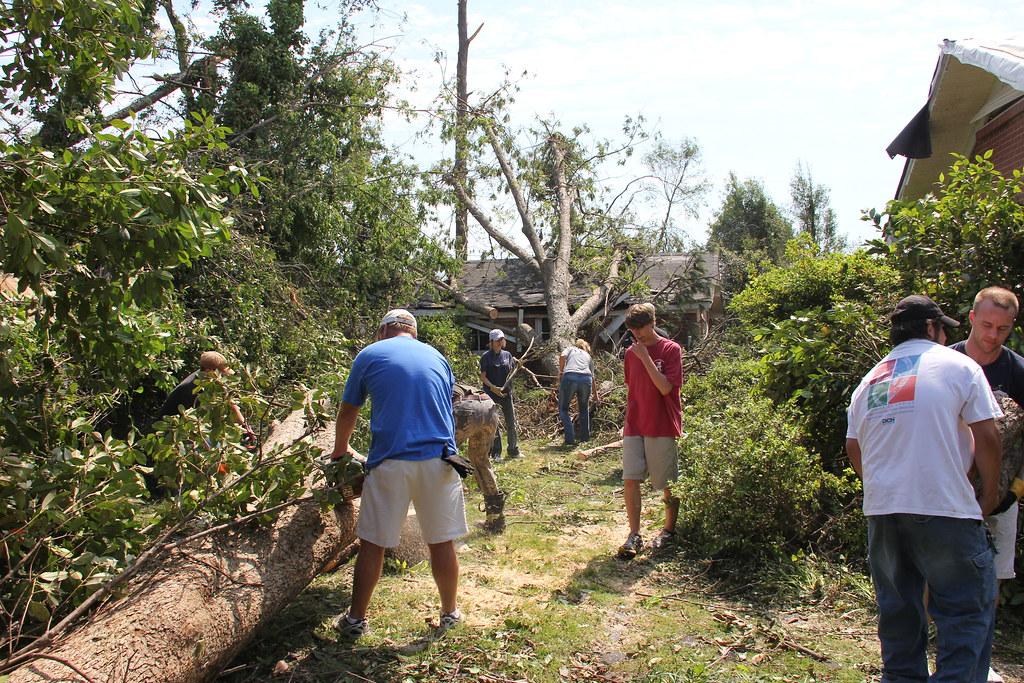 Tuscaloosa Tornado Relief