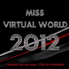 ANNOUNCING MISS VIRTUAL WORLD 2012