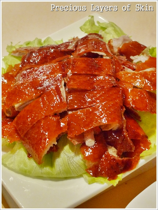 Peking Roast Duck Skin