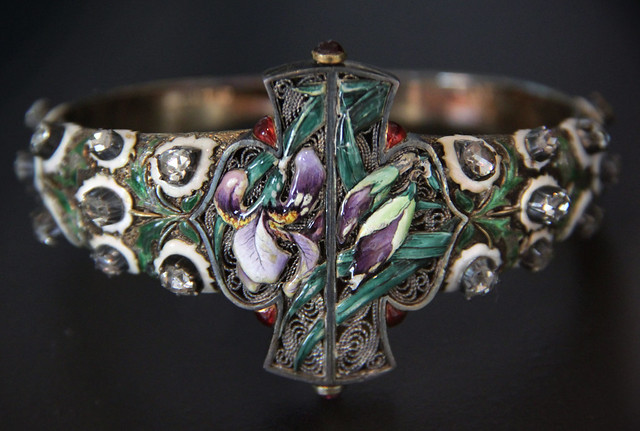Bracelet, Gyula Háry - Samu Hibján, Budapest, 1899-1900