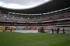 Segundo día de montaje - Estadio Azteca11