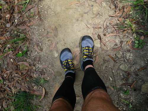 20110504 Hot Lunchtime Trail Run