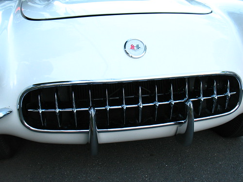 lamprey mouth on the Corvette