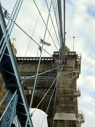 bridge cincinnati ohioriver