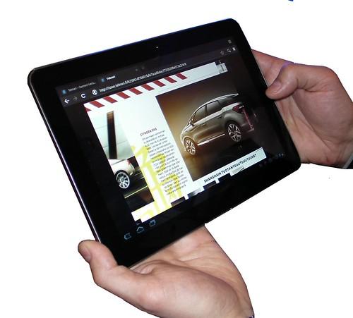 Samsung Galaxy Tab 10.1 tablet