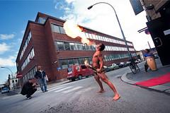 Stuntmenn i Oslo og Akershus