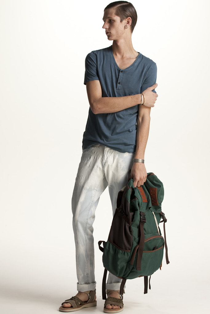 FACTOTUM HOMME 2011 SS 023_Tommy Cox