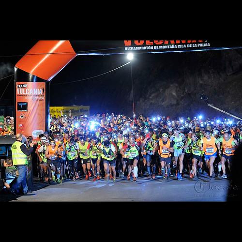Transvulcania 2011: corriendo desde la salida