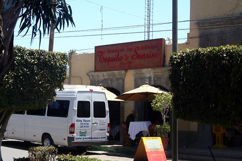 Todos Santos - Tequila's Sunrise (Across from Hotel California)