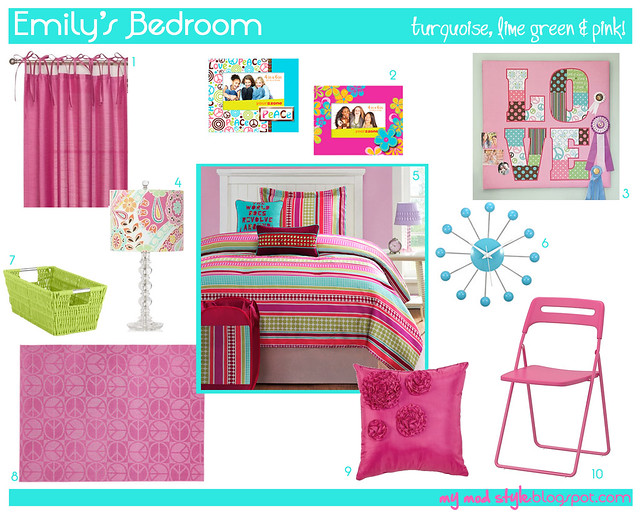 Design Board for Emily