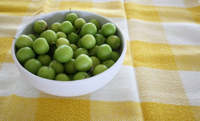 """Green Cherries"""
