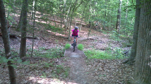 Mountain Biking May 21