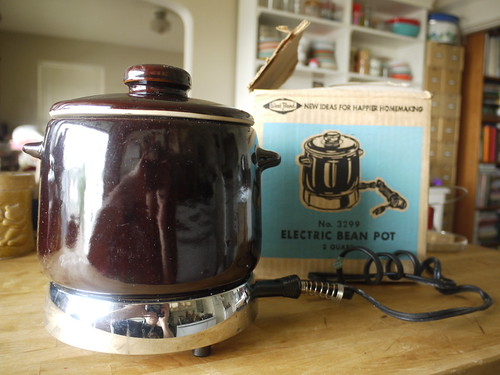 electric bean pot ii