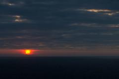 Sunrise over the Bristol channel (Alexandre Moreau | Photography) Tags: uk sea england sunrise lundy bristolchannel lundyisland isleoflundy