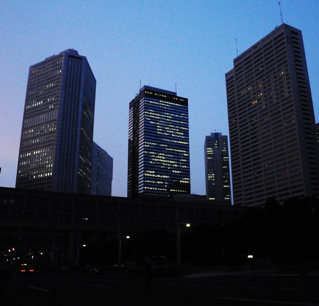 Tokyo-Shinjoku