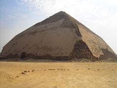 Dahšúr – výlet za nejkrásnějšími egyptskými pyramidami