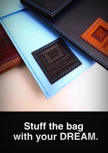 Stuff the bag with your DREAM...