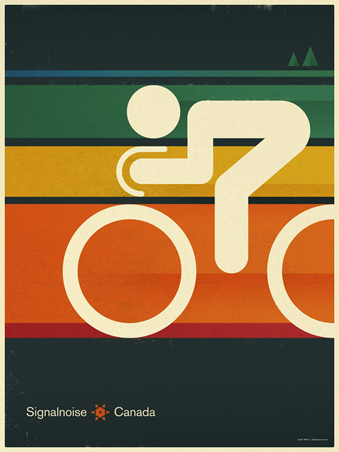 Signalnoise: Cycle poster