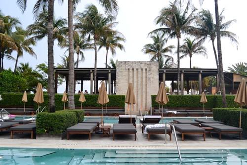 Piscina externa - The Setai Miami