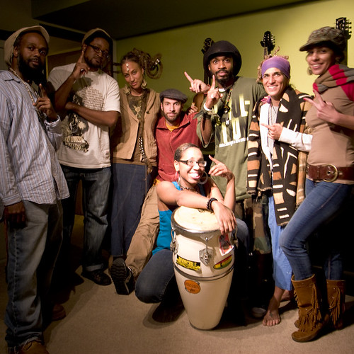 The Jungle, Making of RMS Album 2010