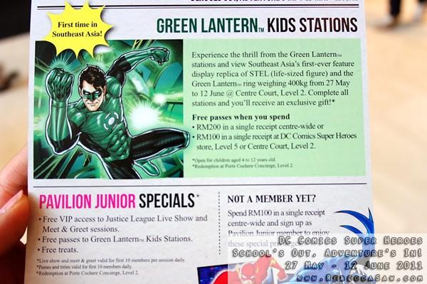 DC Comics Super Heroes - Pavilion KL-10