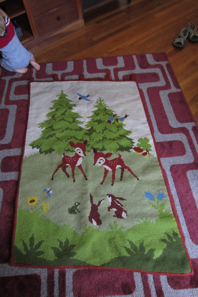 Wall Hanging/Work Rug