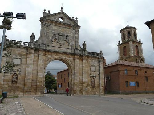 Sahagún, León