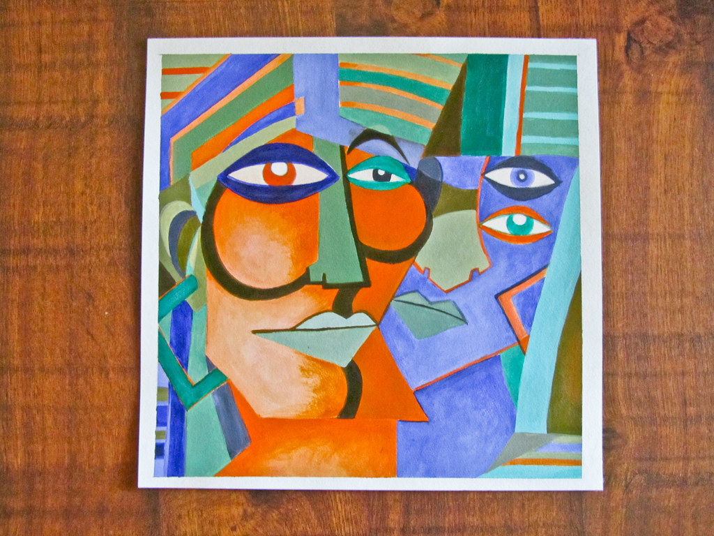 how cubism changed the world of art Movements in twentieth-century art after world influenced by: van gogh, cubism conceptual artists were reacting against the commercialized art world.